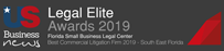 US Legal Elite Awards 2018